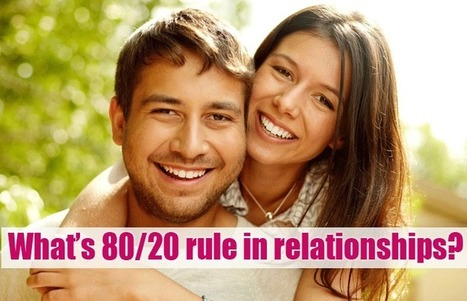 Dating 80 20 rule