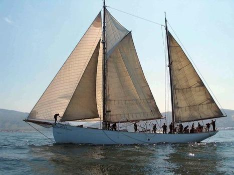 """El """"Saltillo"""" realiza el Camino de Santiago por mar   www.navegar.es   MDV 2014   Scoop.it"""