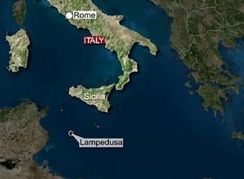 800 people rescued off Lampedusa | News | Scoop.it