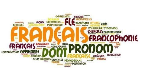 Le pronom DONT, grammaire française - - Grammaire Française | Le coin du FLE | Scoop.it