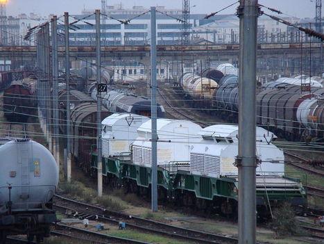 Transport de matières radioactives : « Le salaire de la peur ... - Basta ! | SNCF et Fret | Scoop.it