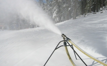 Surprise! Fake Snow Made From Sewage Comes Out Yellow   Nature Animals humankind   Scoop.it