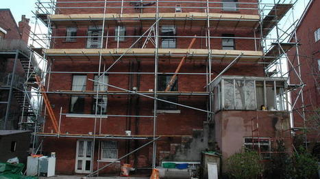 Manslaughter term for landlord who covered up employee's scaffold fall   Workplace Accidents   Scoop.it