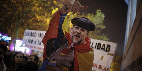 L'Espagne vote le budget 2013 dans un climat social lourd | Union Européenne, une construction dans la tourmente | Scoop.it