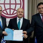 Accord sur l'eau entre Israël, la Jordanie et l'Autorité palestinienne | Géopolitique du Moyen Orient | Scoop.it