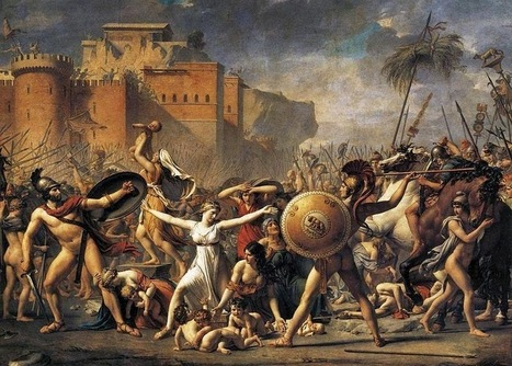 A Place of Brightness: Bellum et Pax--War and Peace... | Lingua Latina Vivit! | Scoop.it