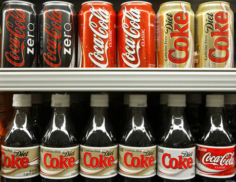 Does Coca-Cola Taste Best From A Can, Bottle Or Fountain? | Beverage Industry News | Scoop.it