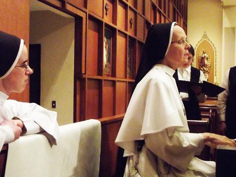 Life As Prayer: The Singing Nuns Of Ann Arbor : NPR | Caroline Watkinson Historian | Scoop.it