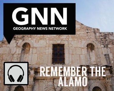 Remember the Alamo | Geography Education | Scoop.it
