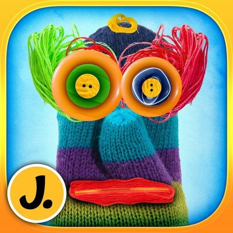 Puppet Workshop - Creativity App for Kids | Edtech PK-12 | Scoop.it