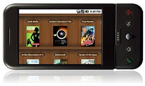Nourrissez votre tablette de domaine public | Gazette du numérique | Scoop.it