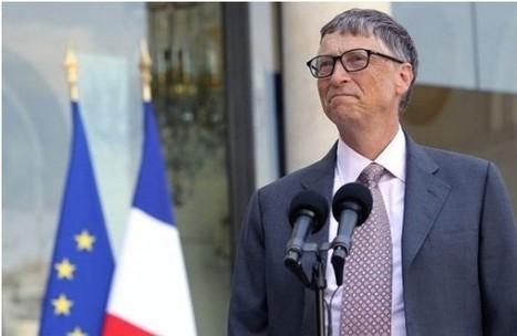 Bill Gates milite pour la réduction des inégalités par la philanthropie - LeMondeInformatique | Associations, bénévolat, solidarité et philanthropie | Scoop.it