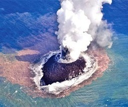 New Japan volcanic islet here to stay, for now: official | Sustain Our Earth | Scoop.it