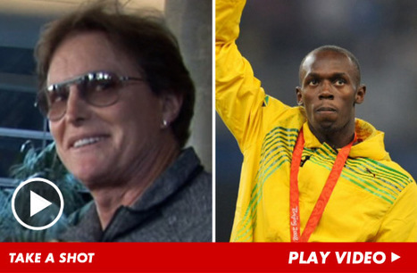 Bruce Jenner -- Usain Bolt Is 1/10th The Athlete I Am | TMZ.com | Bolt and London 2012 | Scoop.it