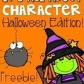 Character FREEBIE {Halloween Edition} | Digital Sandbox | Scoop.it