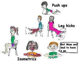 Kids' Health - Topics - Your muscles | Human Body | Scoop.it