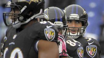 Ravens offense trying to fix blocking breakdowns | Sports Journalism 585 FFL | Scoop.it