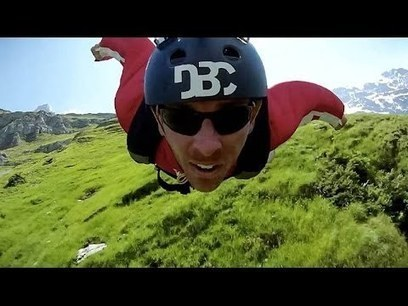 Lucid Dreams 3 | Wingsuit BASE Jumping | Luke Hively - YouTube | rolamento | Scoop.it
