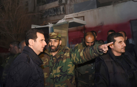 WikiLeaks Cables Reveal USA Signed Death Warrant For Assad | The Money Chronicle | Scoop.it