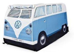 VW Camper Van Kid's Pop Up Play Tent | Home Building | Scoop.it