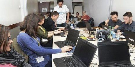 Naissance d'Up To, l'école pratique du numérique à Montpellier   Narbonumérique   Scoop.it