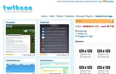 Find 'Em On Twitter: 15 Twitter Directories Compared | E-Learning and Online Teaching | Scoop.it