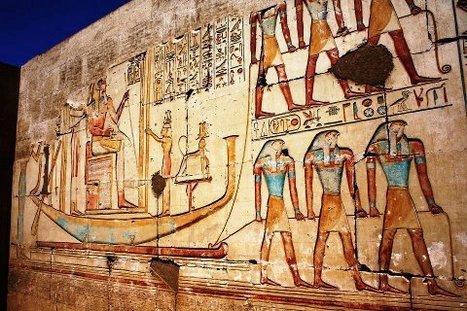 pharaohs   Blue sky travel   Scoop.it