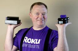 Roku CEO discusses state of Internet video, TV | Benchmarks OTT | Scoop.it