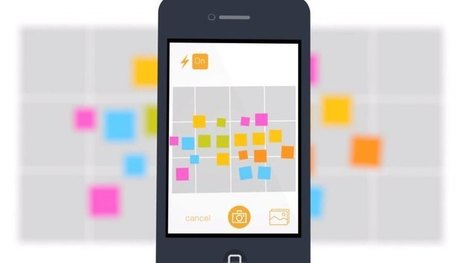 Post-it Notes Get Digitized In A Clever New App From 3M  | TechCrunch | Teaching in Higher Education | Scoop.it