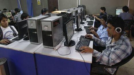La brecha digital aún es amplia en el mundo en desarrollo   Digital Divide   Scoop.it