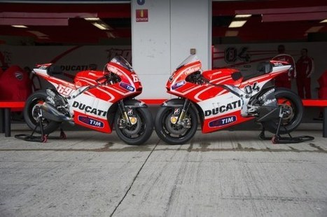 Ducati Qatar Race Preview | Ducati news | Scoop.it
