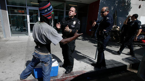 LAPD orders officers to show 'compassion and empathy' to homeless people | Empathy and Justice | Scoop.it