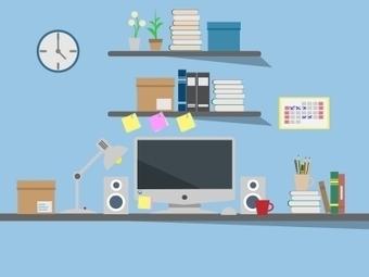 Travail à domicile : comment éviter de perdre son temps | Le métier ... | Femmes entrepreneurs | Scoop.it