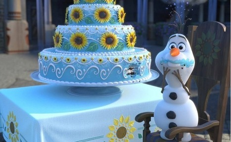 Disney offers peek at 'Frozen Fever' short | A One Papers | Scoop.it