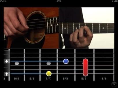 Coach Guitar – Un guide interactif pour apprendre la guitare. | Musique numérique & tactile | Scoop.it