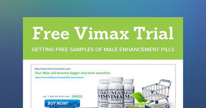 Free Vimax Trial | Male Enhancement Exclusive Dual Synergy Performance | Scoop.it