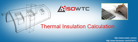 ISOWTC Thermal Insulation Calculation Software Provider Companies | Thermal Insulation Calculation | Scoop.it