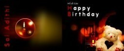Happy Birthday Wishes PSD Background Free Download | Make it simple | Scoop.it