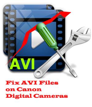 Fix AVI Files on Canon Digital Elph Cameras | File Repair Tool | Scoop.it