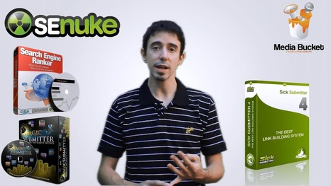 Guía Shaolín: ¿Cómo utilizar GSA SER, SenukeXCR o Magic Submitter? | Posicionamiento SEO en Google Explicado | Scoop.it