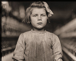 The History Place - Child Labor in America: Investigative Photos of Lewis Hine | Esperanza Rising Supplemental Topics | Scoop.it