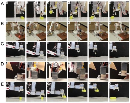 Photos: Robots at IROS 2012 | Robohub | Heron | Scoop.it