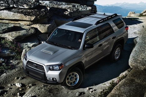 7 Off-Road SUVs for 2014 - AutoTrader.com | FixingIntel | Scoop.it