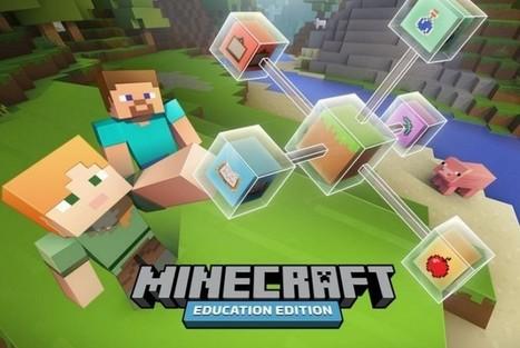 Así es Minecraft Education Edition, el Minecraft para las escuelas | Innovación Educativa en TIC | Scoop.it