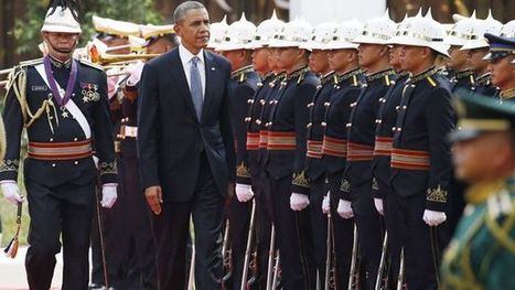 Obama says US-Philippines military pact will improve Asia's security - Fox News | Viral Philippines | Scoop.it