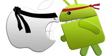 Apple iPhone owners can do many things that Android users can't | iPhone Applications Development | Scoop.it