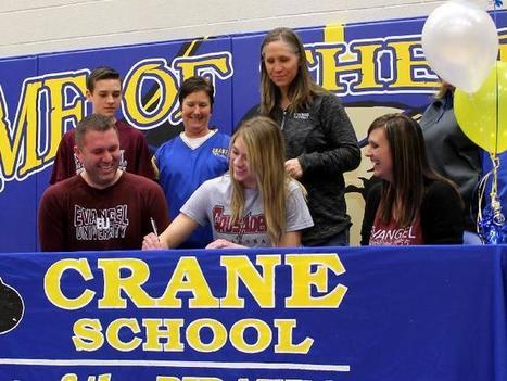 Three-sport star Emma Lander looks beyond high school | Crane Pirate News | Scoop.it