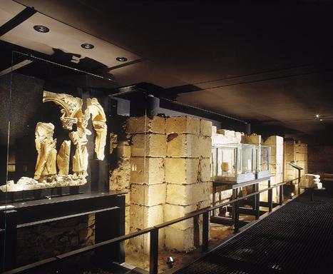 La nuit des musées à Auxerre révèle les incroyables richesses de saint-Germain l'abbaye - AUXERRE TV | Merveilles - Marvels | Scoop.it