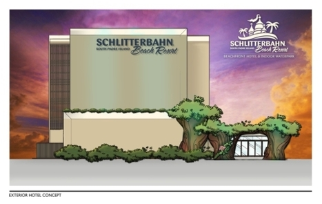Schlitterbahn New Year-Round Indoor Waterpark Hotel South Padre Island | Texas Coast Living | Scoop.it