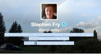 Lord of Dance Gay Icon Stephen Fry visits Uganda in the same week Kill the Gays on Parliament's Agenda | Mental Health, Politics and LGBT issues | Scoop.it